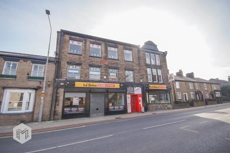 Thumbnail Commercial property for sale in 116-120 Lee Lane, Bolton, Lancashire