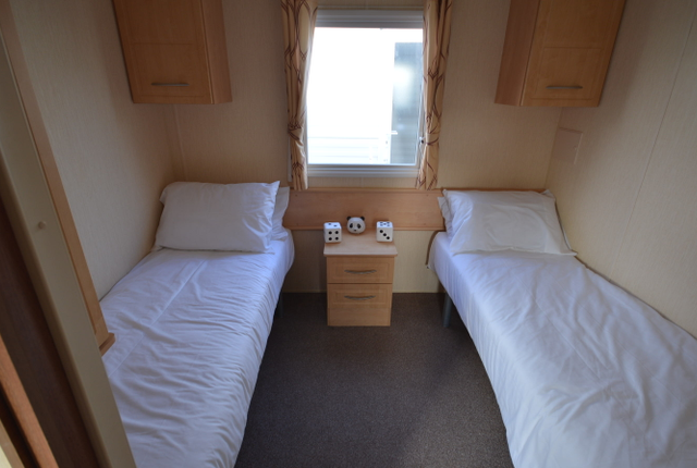 Comprising Of Two Twin Beds