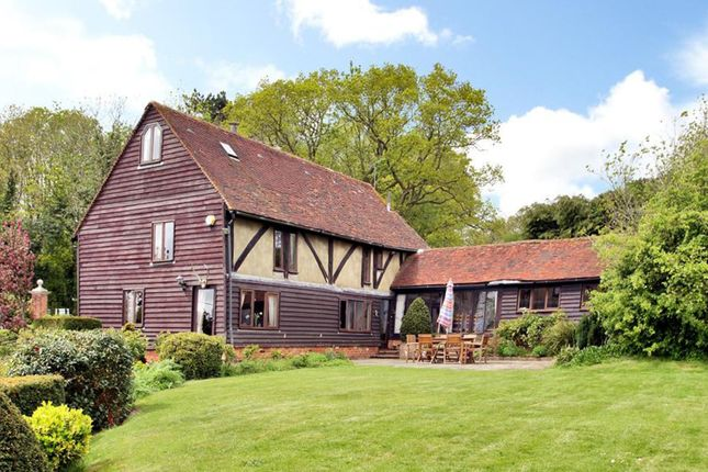 Thumbnail Barn conversion to rent in Goudhurst, Cranbrook