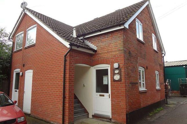 Thumbnail Flat to rent in Henry Abbot Mews, Great Back Lane, Debenham, Stowmarket