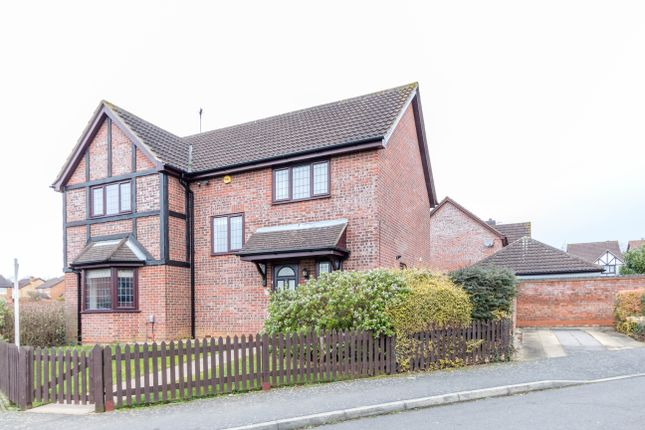 Thumbnail Detached house for sale in Ryeburn Way, Wellingborough