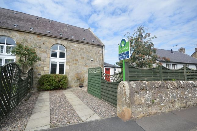 Thumbnail Semi-detached house to rent in The Old Drill Hall South Street, Falkland, Cupar