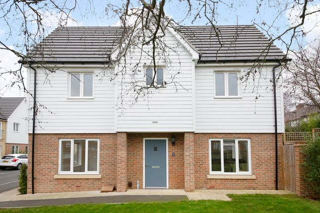 Thumbnail End terrace house to rent in Cygnet Close, Orpington