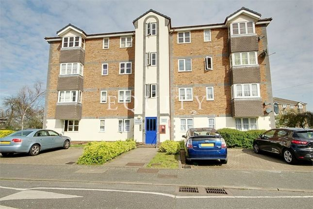 Thumbnail Flat for sale in Tennyson Close, Scotland Green Road, Enfield