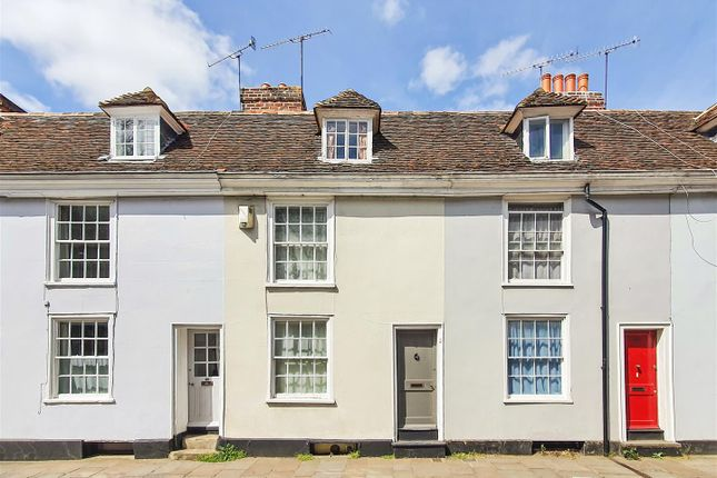 Thumbnail Terraced house for sale in Castle Street, Canterbury