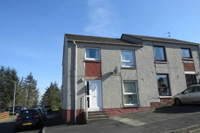 Thumbnail Semi-detached house for sale in 26 Borthaugh Road, Hawick