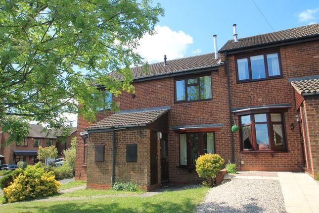 Thumbnail Terraced house to rent in Willetts Drive, Halesowen/Colley Gate, West Midlands