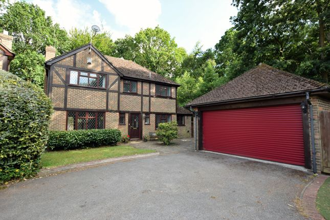 Detached house for sale in Marjoram Close, Farnborough