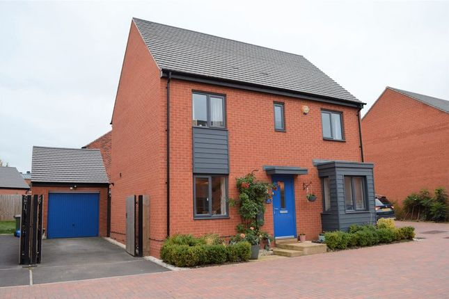 Thumbnail Detached house for sale in Pantulf Close, Lawley, Telford, Shropshire.