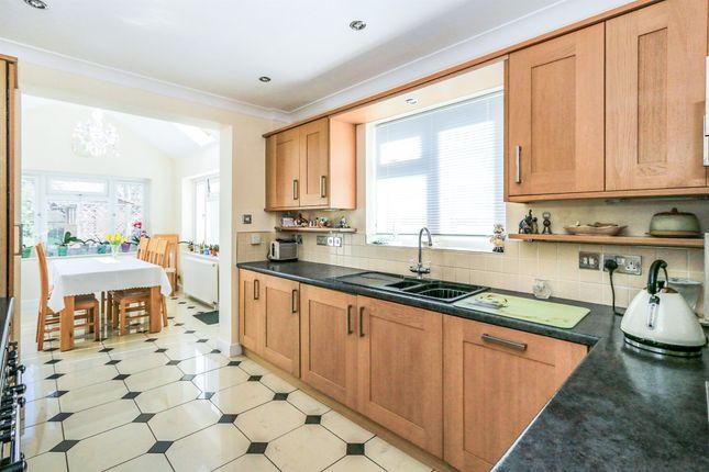 Thumbnail Semi-detached bungalow for sale in Fitzwilliam Drive, Barton Seagrave, Kettering