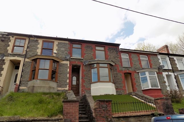 Thumbnail Terraced house for sale in Clifton Street, Treorchy, Rhondda, Cynon, Taff.