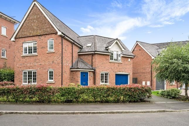 Thumbnail Detached house for sale in Weaver Chase, Radcliffe, Manchester, Greater Manchester