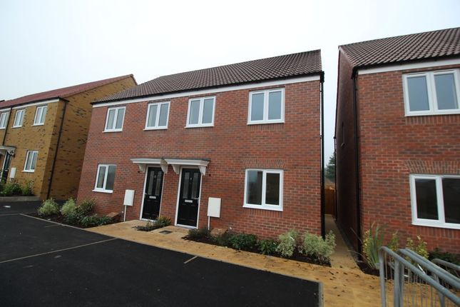 3 bed semi-detached house for sale in White Park Place, Retford