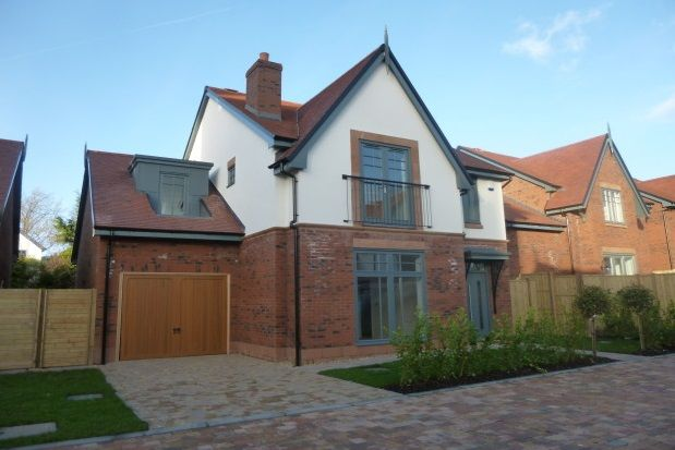 Thumbnail Detached house to rent in Phoenix Court, Parkgate, Neston