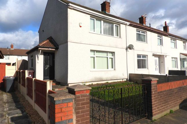 Henlow Avenue, Kirkby, Liverpool L32