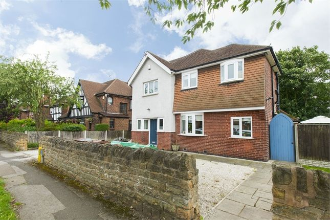 Thumbnail Detached house for sale in Ribblesdale Road, Sherwood Dales, Nottingham
