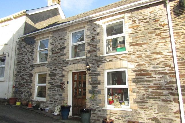 Thumbnail Terraced house for sale in Castle Road, Pencader, Carmarthenshire