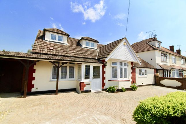 Thumbnail Detached bungalow for sale in Tennyson Road, Romford