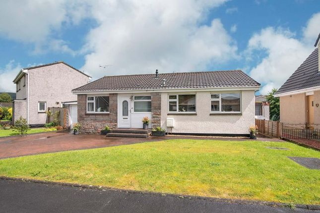 Thumbnail Detached bungalow for sale in Munro Avenue, Causewayhead, Stirling, Scotland