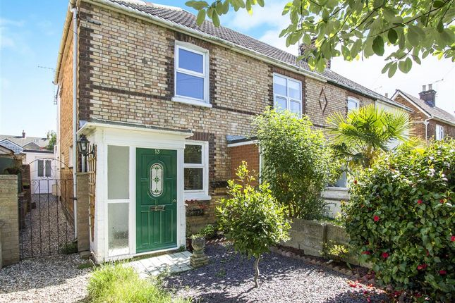 Thumbnail End terrace house for sale in Shaftesbury Road, Poole