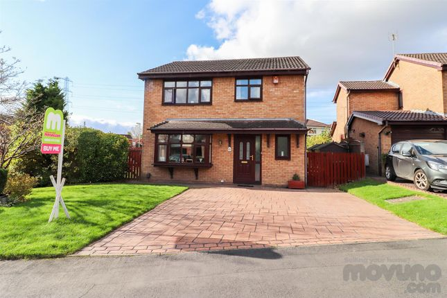 Thumbnail Detached house for sale in Birchwood, Chadderton, Oldham