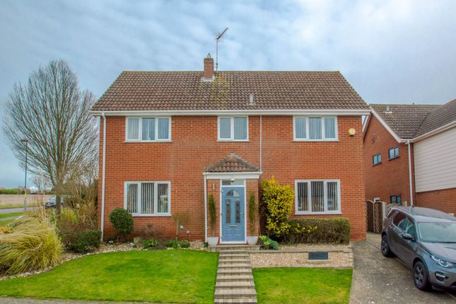 4 bed detached house for sale in Falklands Road, Haverhill CB9