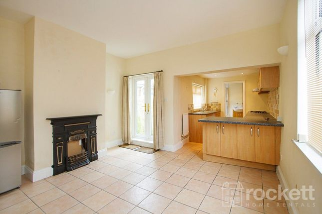 Thumbnail Terraced house to rent in Horton Street, Newcastle-Under-Lyme