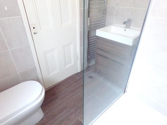Shower Room of Ancaster Road, Liverpool, Merseyside L17