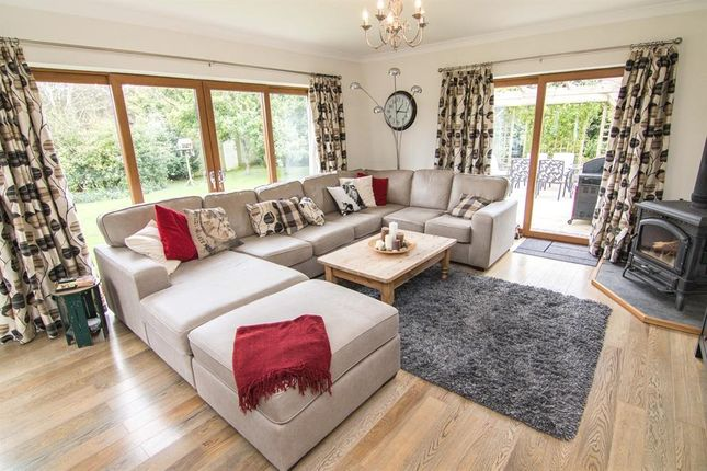 Thumbnail Detached house for sale in The Retreat, Nottage, Porthcawl