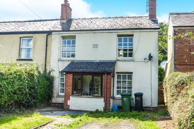 Thumbnail Semi-detached house for sale in Pontrilas Road, Ewyas Harold, Hereford