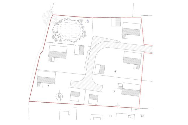 Thumbnail Land for sale in Westgate Street, Shouldham, King's Lynn