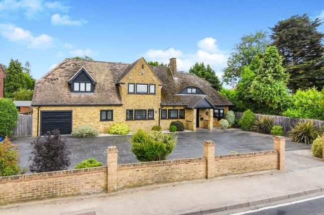 Thumbnail Detached house for sale in Epping, Essex