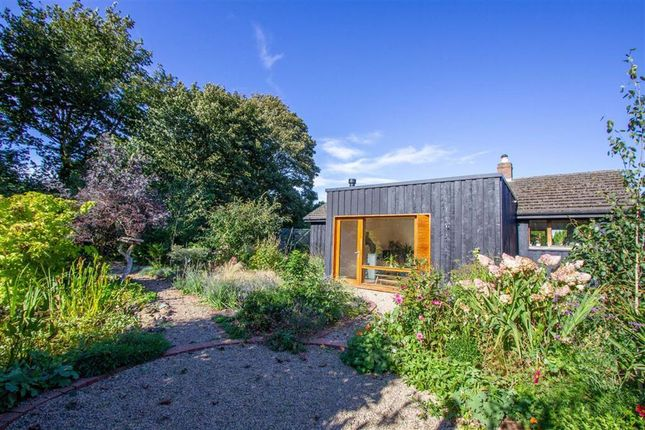 Thumbnail Detached bungalow for sale in Moorpark, Foulden, Berwickshire
