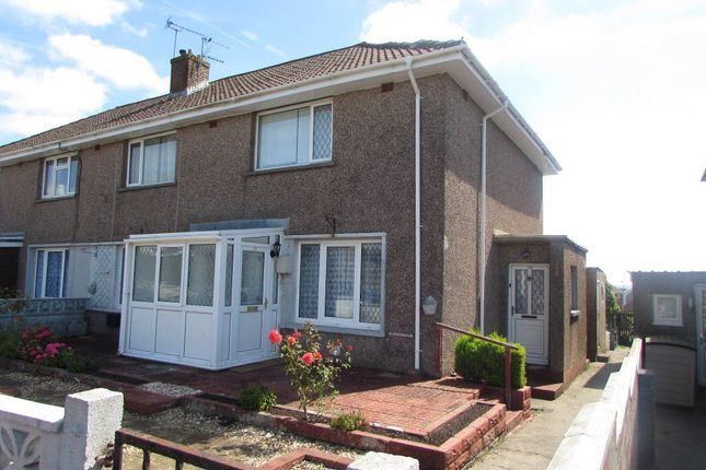 Thumbnail Flat to rent in Park View, Bryntirion