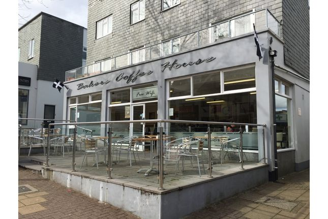 Thumbnail Restaurant/cafe for sale in Prominently Situated Cafe & Coffee Shop PL12, Fore Street, Cornwall