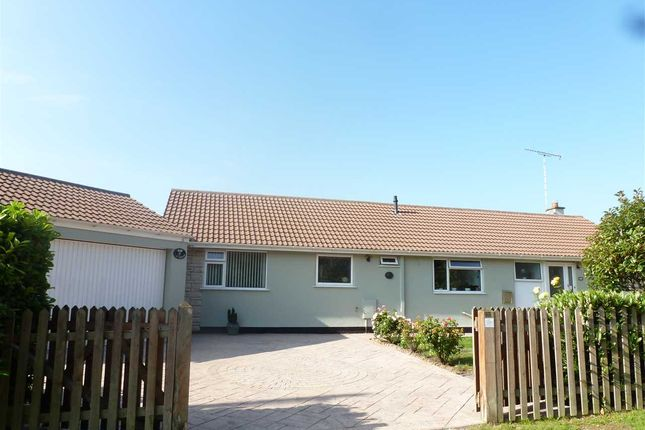 Thumbnail Bungalow for sale in Moor Road, Banwell, Banwell