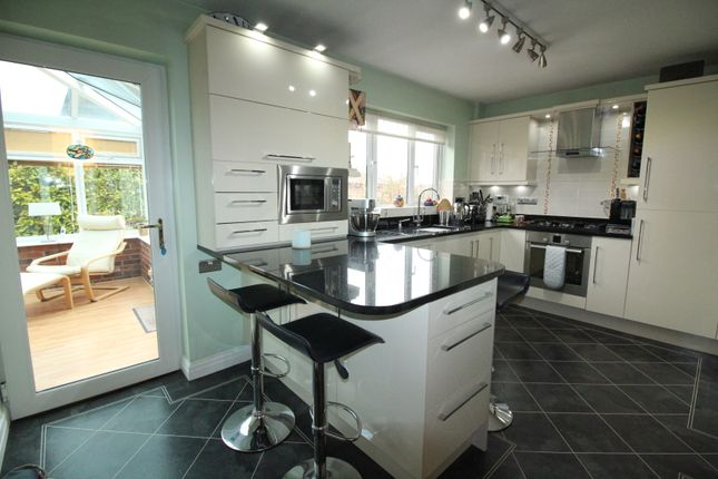 Thumbnail Detached house for sale in Key View, Darwen