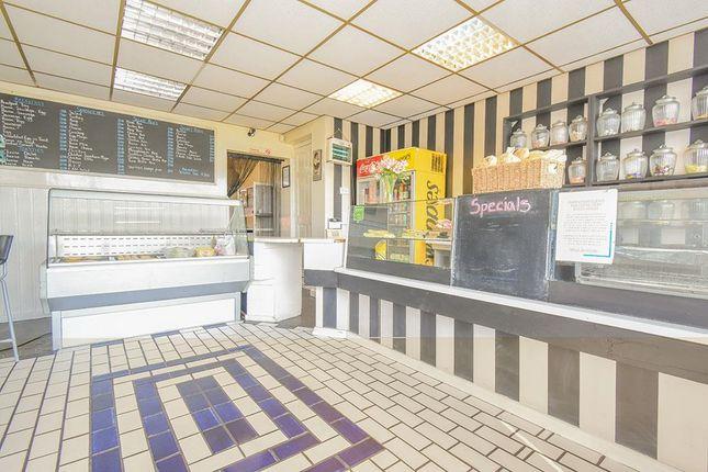 Shop-Front of Copy Nook, Blackburn BB1