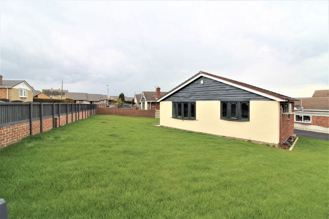 Thumbnail Bungalow for sale in Moorbank Close, Wombwell, Barnsley