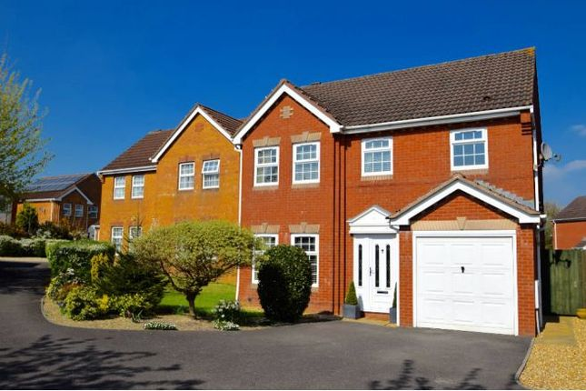 Thumbnail Detached house for sale in Somerset Avenue, Yate, Bristol