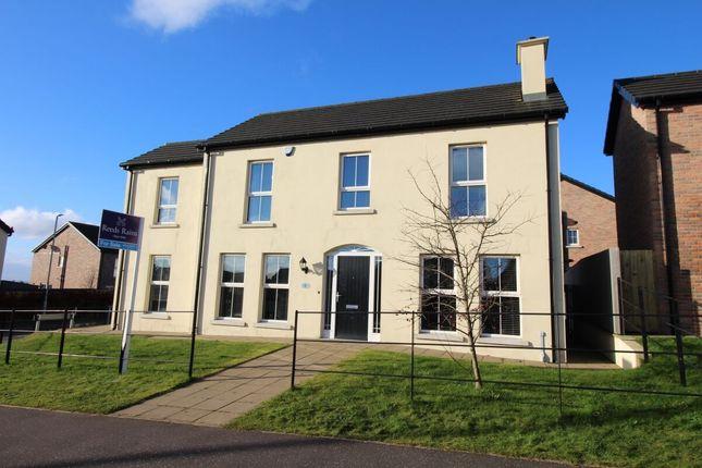 Thumbnail Detached house for sale in Marlborough Manor, Carrickfergus