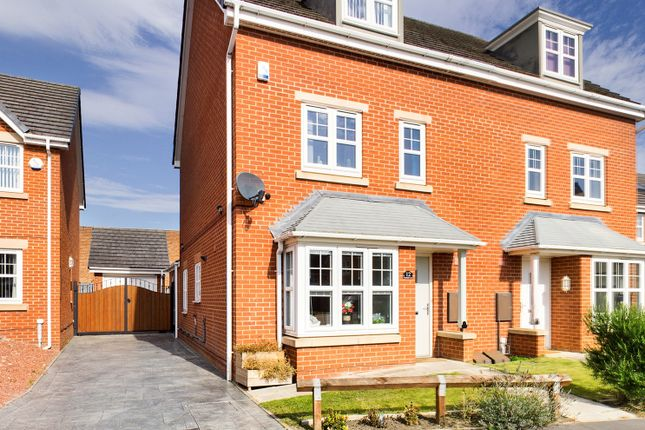 4 bed semi-detached house for sale in Weddell Court, Thornaby, Stockton-On-Tees TS17