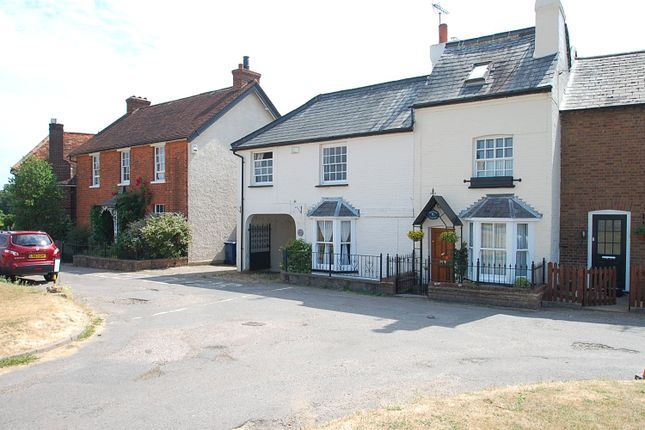 Thumbnail End terrace house to rent in Gold Hill East, Chalfont St. Peter, Buckinghamshire