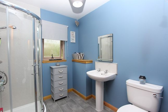 Shower Room of 3 Bayview Cottages Millbank Road, Munlochy IV8