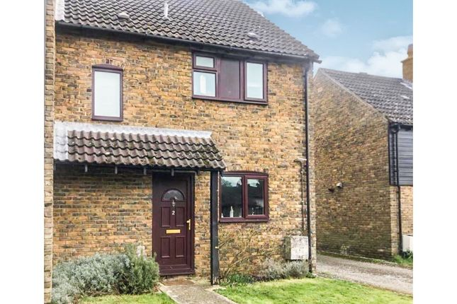 Thumbnail Semi-detached house for sale in Florence Close, Birdham, Chichester