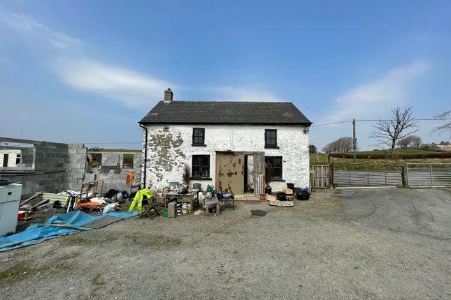 Thumbnail Land for sale in Penuwch, Tregaron, Ceredigion