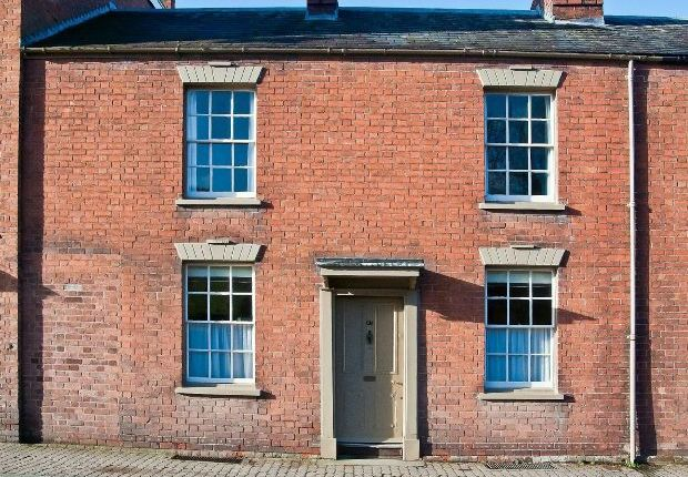 Thumbnail Terraced house to rent in The Southend, Ledbury