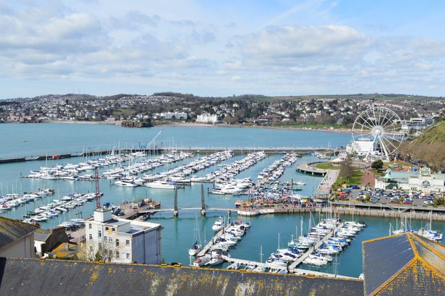 Thumbnail Flat for sale in Shirley Towers, Vane Hill Road, Torquay