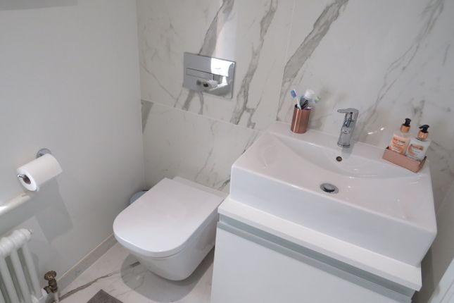 Bathroom of King Edwards Square, Sutton Coldfield B73