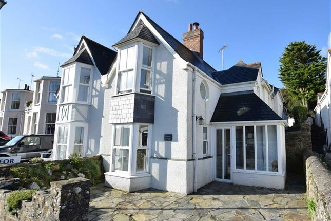 Thumbnail Semi-detached house for sale in Breakwater Road, Bude